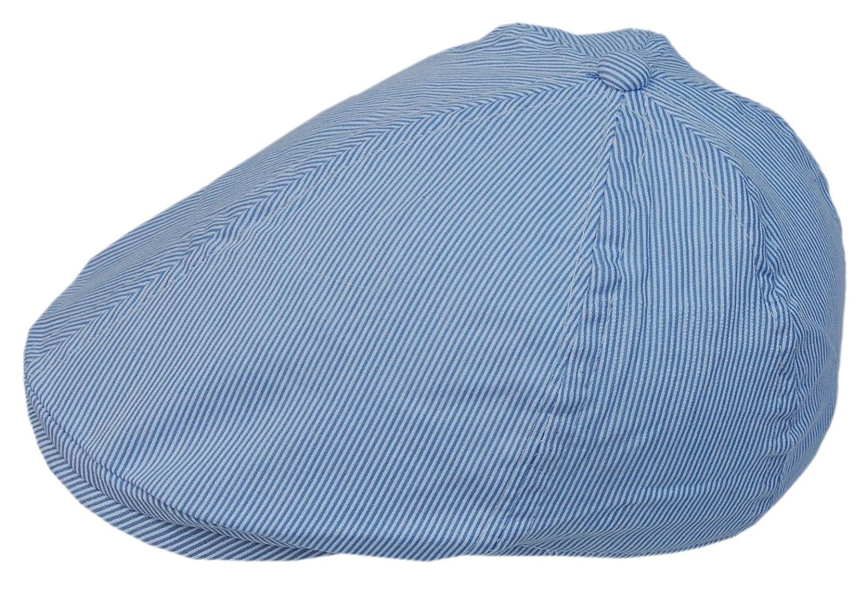 Cool4 Baby 6-Panel Hahnentritt Flatcap Beige-Hellbraun Schiebermütze Mütze KC16