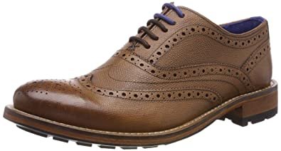 d7f531f1cd23 Ted Baker Men s Guri 9 Brogues  Amazon.co.uk  Shoes   Bags