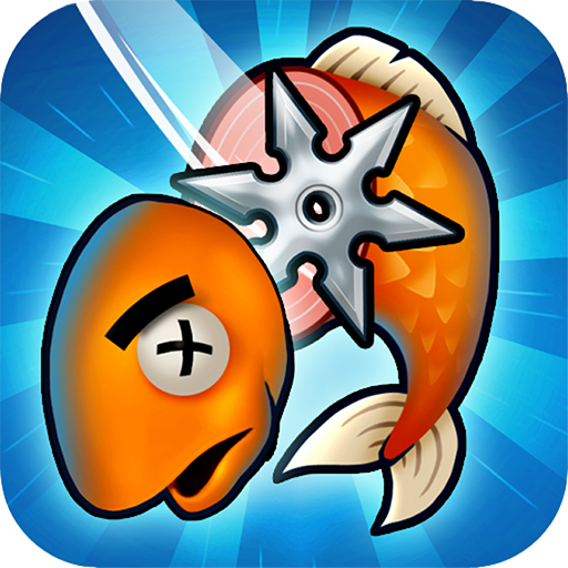 Ninja Fishing (Download Fruit Ninja Game Free)