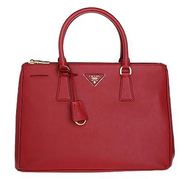 b068a1859de7 real lyst prada vitello daino northsouth tote bag in natural 00a4e 99b00;  sale prada milano women shopper tote bag red bn2274 fuoco 9b14e 3f30b