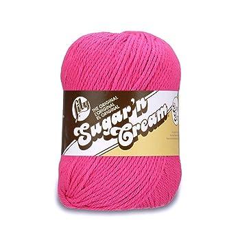 Lily Sugar 'N Cream Super Size Solid Yarn