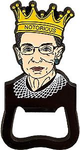 Balanced Co. Ruth Bader Ginsburg Bottle Opener Notorious RBG Beer Opener
