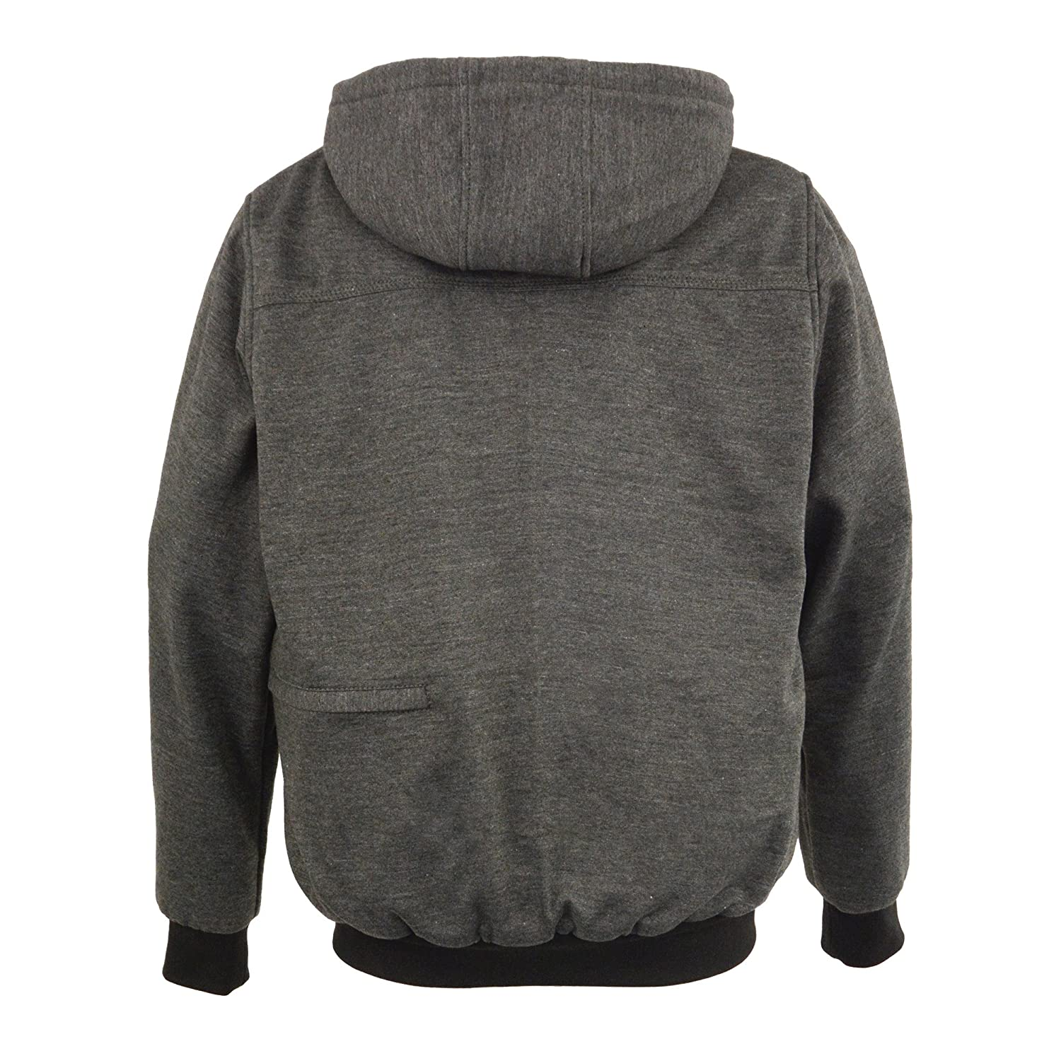Milwaukee Performance Mens Hoodie w//Front/&Back Heating Elements-Grey-X-Large MPM1713-GRY-XL
