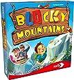 Noris Spiele 606011679 Blocky Mountains, Geschicklichkeitsspiel