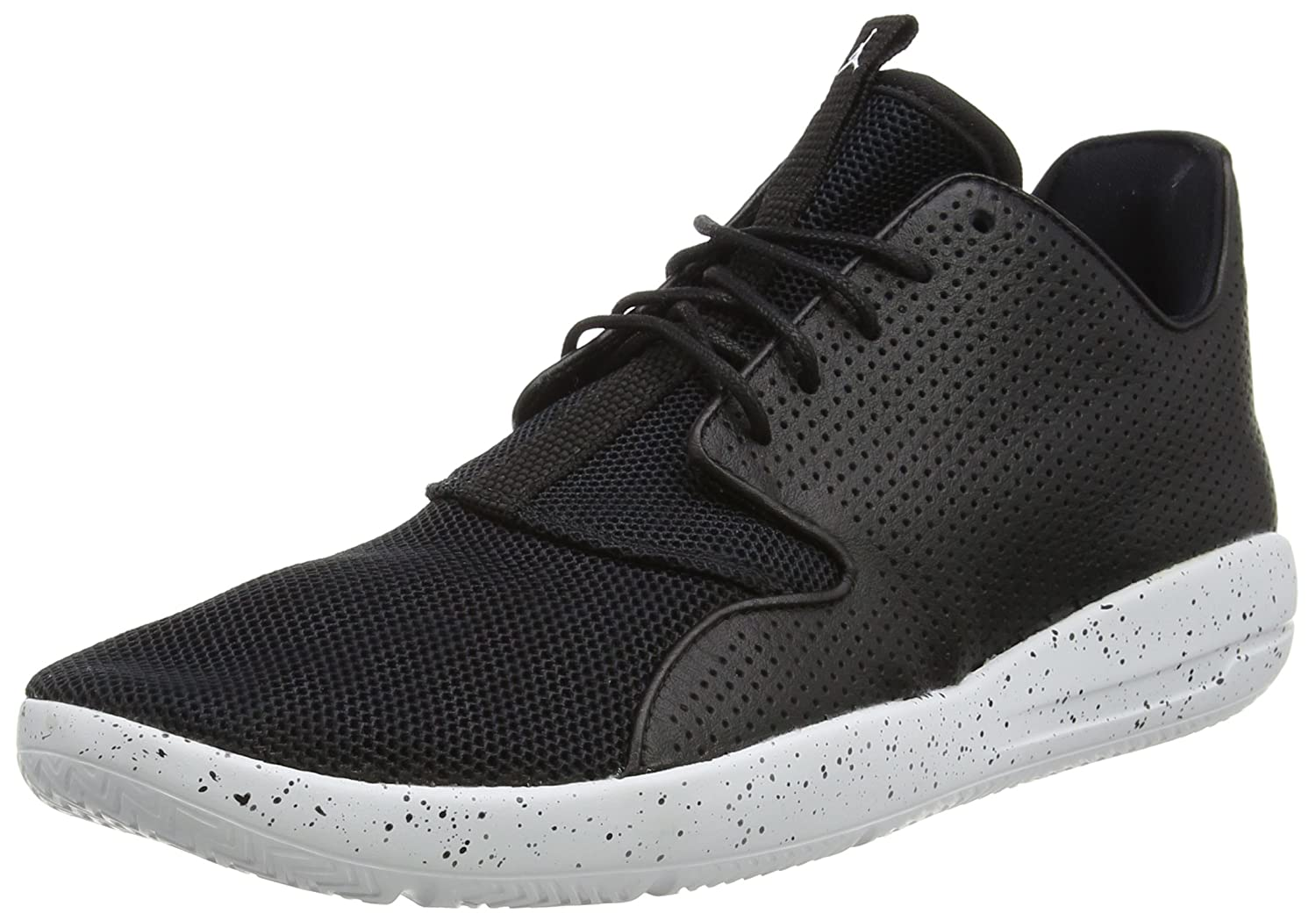 f00e6099e367cc Nike Jordan Mens Jordan Eclipse Black White Pure Platinum Running Shoe 9. 5  Men US  Buy Online at Low Prices in India - Amazon.in
