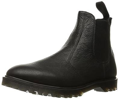 ecfaa2f7af2 Dr. Martens - 2976 Chelsea Boot Inuck Black 16768001 Herren Stiefel schwarz  Neu Schuhe