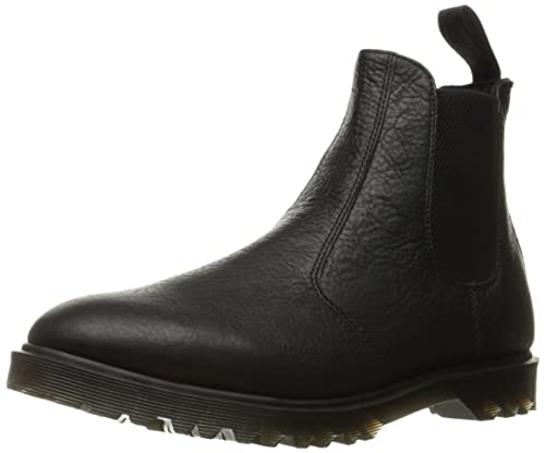 Dr. Martens - 2976 Chelsea Boot Inuck Black 16768001 Herren Stiefel schwarz  Neu Schuhe