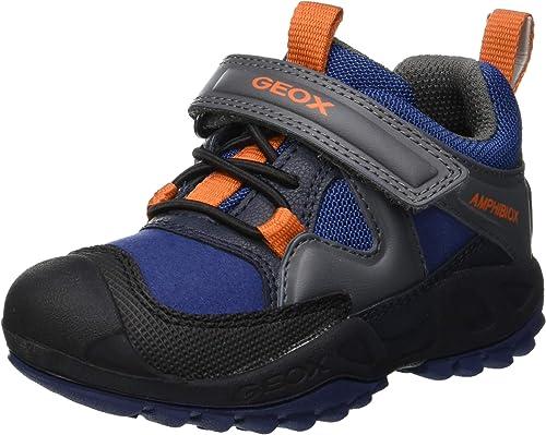 Geox Jungen J New Savage Boy B ABX C Sneaker