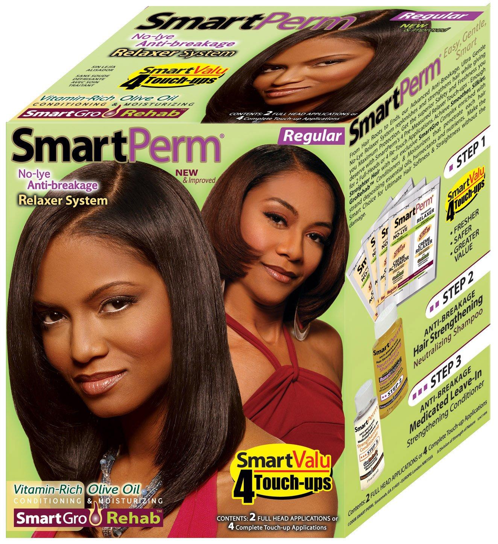 Self straight perm kit - Self Straight Perm Kit 24