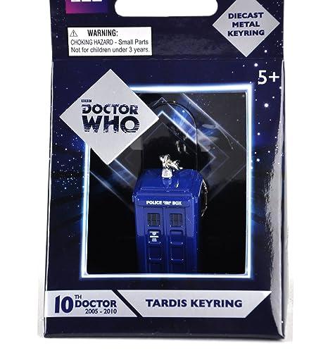 Doctor Who - llavero de la TARDIS - de la mítica serie de ...