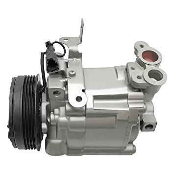 RYC Remanufactured AC Compressor and A/C Clutch IG485 (ONLY Fits 2008 2009  2010 2011 Impreza Forester 2 5L)