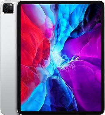 Amazon Com New Apple Ipad Pro 12 9 Inch Wi Fi Cellular 512gb Silver 4th Generation