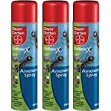 3 X 400 ML BAYER Formica Spray anti-formiche
