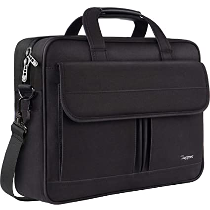 c9f91e3361d4 Taygeer Laptop Bag 15.6 Inch, Business Briefcase for Men Women, 15inch  Water Resistant Messenger Shoulder Bag with Strap, Durable Office Bag,  Carry On ...