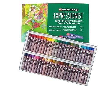 Sakura Cray-Pas Expressionist Oil Pastel Set
