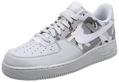 Nike Mens AIR Force 1  07 LV8 Pure Platinum Size 11.5 e5e2e2f65