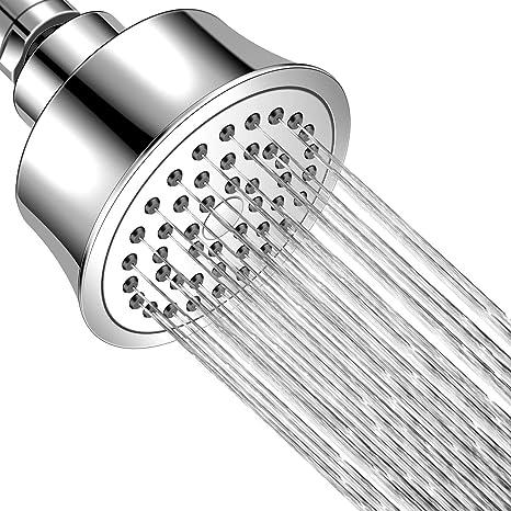 Amazon.com: JIESUO Alcachofa de ducha de alta presión, 3,5 ...