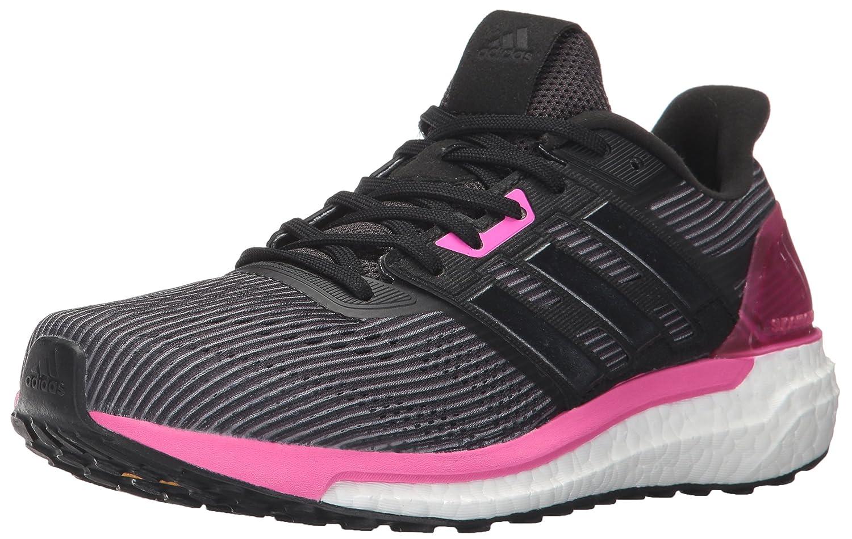 adidas Women's Supernova W Running Shoe B01N79KDDZ 7 B(M) US|Utility Black/Black/Shock Pink