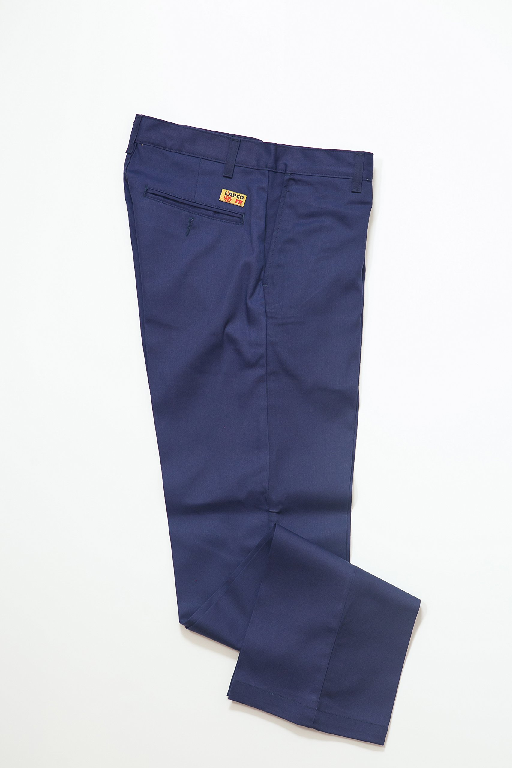 Lapco FR P-INNAC 34X30 Advanced Comfort Uniform Pants, 34'' x 30'', Navy