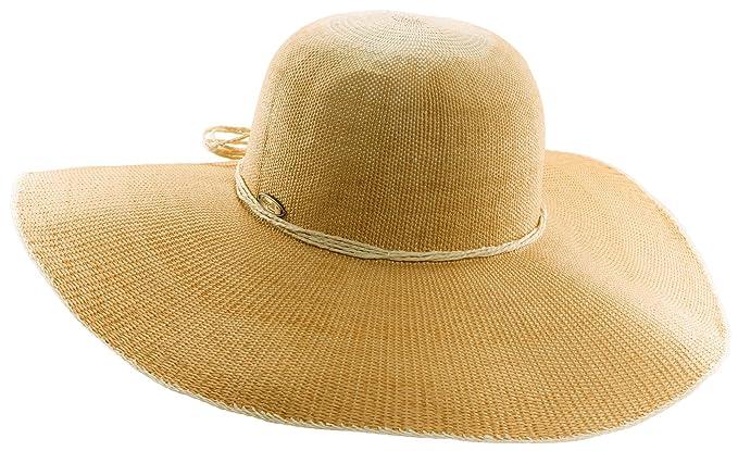 bda75ec46 Cappelli Straworld Toyo Sun Hat with Coconut Fish Trim-Natural-One ...