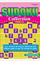 Sudoku Collection Puzzle Book - Volume 124 Paperback