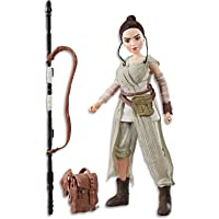 "Star Wars Rey of Jakku Interactive Adventure Figurine Forces of Destiny Ages 4+, 11"""