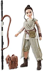 Star Wars Rey of Jakku Interactive Adventure Figurine Forces of Destiny Ages 4+, 11""