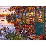 Buffalo Games - Darrell Bush - Summertime - 1000 Piece Jigsaw Puzzle