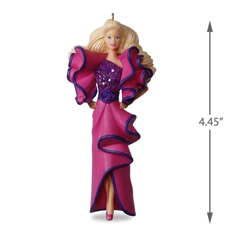 Barbie Christmas Ornament.Hallmark Keepsake 2017 Barbie Dream Date Christmas Ornament