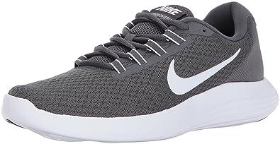 fbe2ce8877a Nike Men s Lunarconverge Black White-Dark Grey Running Shoes-10 UK India