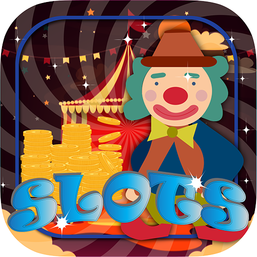 (Circus Carnival Slot Jackpot Win Amusement Las Vegas Casino Game)