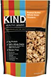 KIND Healthy Grains Clusters, Peanut Butter Whole Grain, 11-Ounce Bags (Pack of 3)