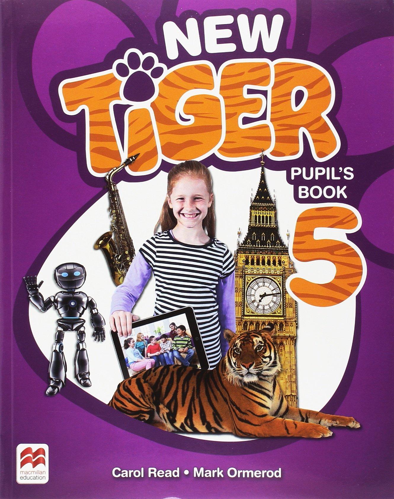 NEW TIGER 5 Pb: Amazon.es: Read, C., Ormerod, M.: Libros en idiomas extranjeros