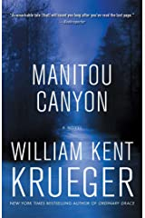 Manitou Canyon: A Novel (Cork O'Connor Mystery Series Book 15) Kindle Edition