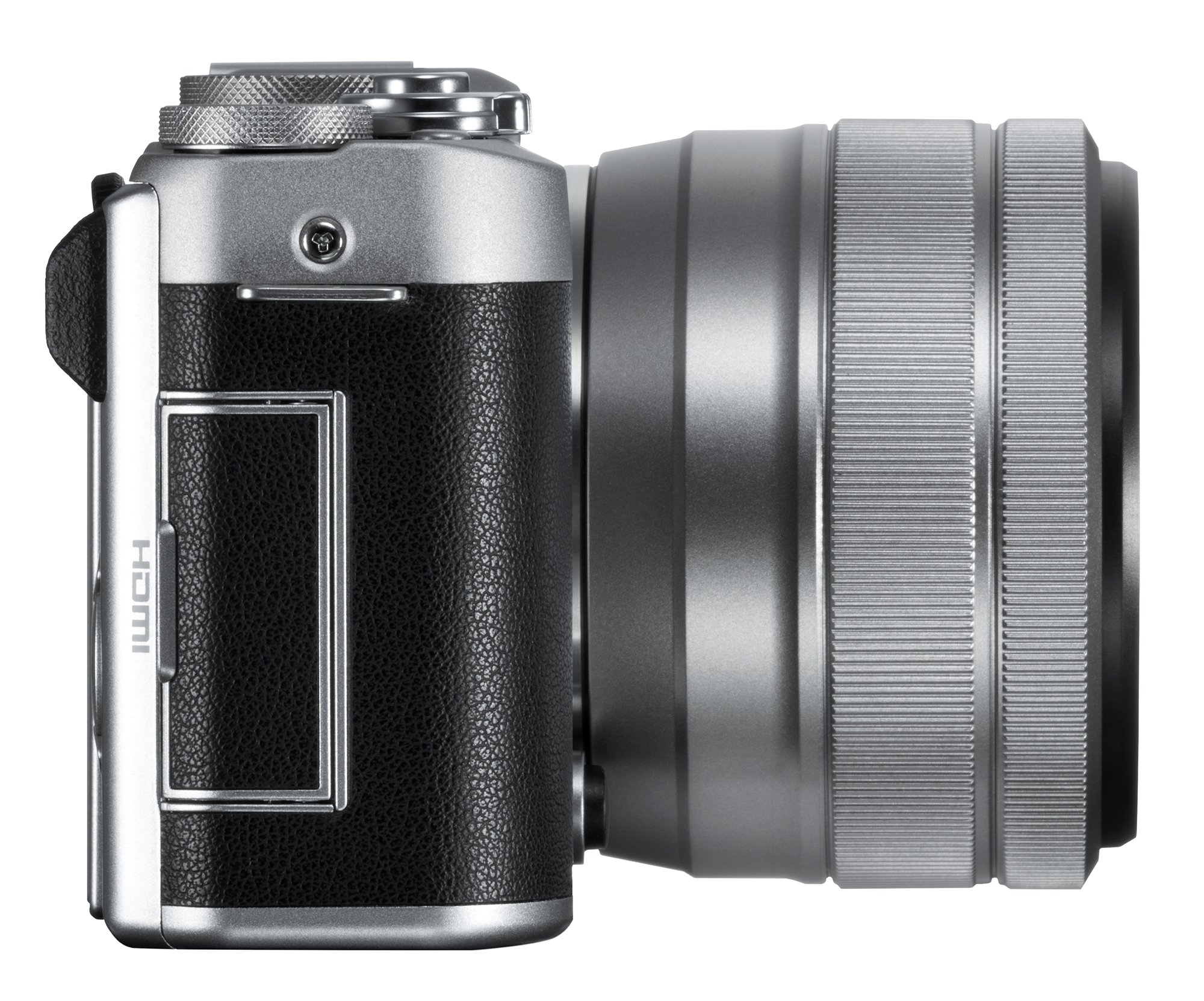 Fujifilm X-A5 Mirrorless Digital Camera w/XC15-45mmF3.5-5.6 OIS PZ Lens - Silver by Fujifilm (Image #9)