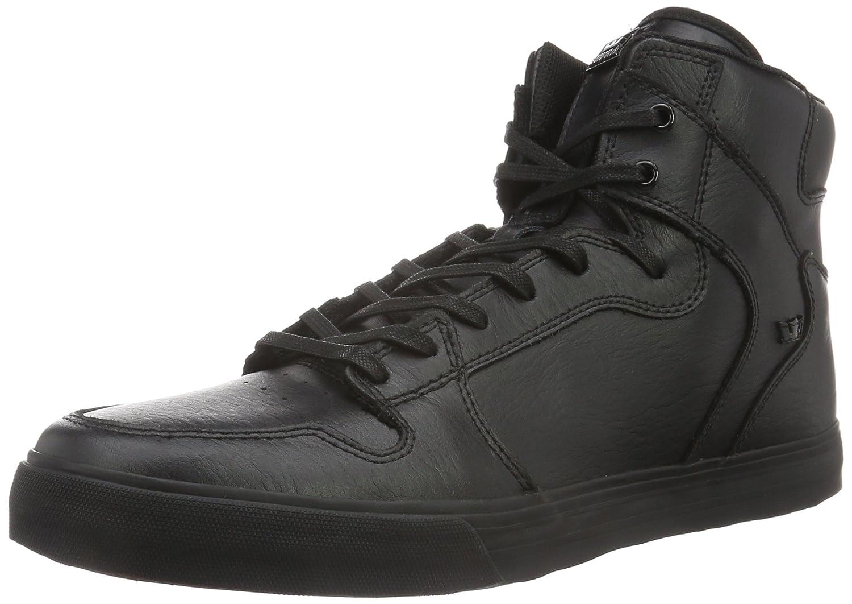 Supra Vaider Skate Shoe B011JJXHDW 5.5 M US|Black-black
