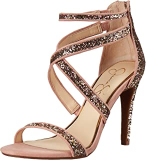 35d2958c4b7 Jessica Simpson Women s Reyse Heeled Sandal  Amazon.co.uk  Shoes   Bags