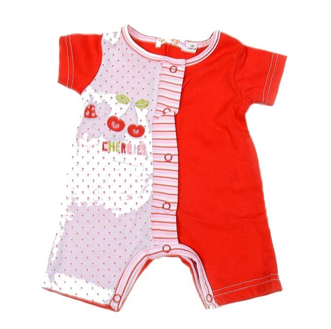 Babybol Pelele/ Pelele Rojo Unisex - algodón, Rojo, 100 % % de algodón 100, Unisex - Bebé, 86, Rojo: Amazon.es: Ropa y accesorios