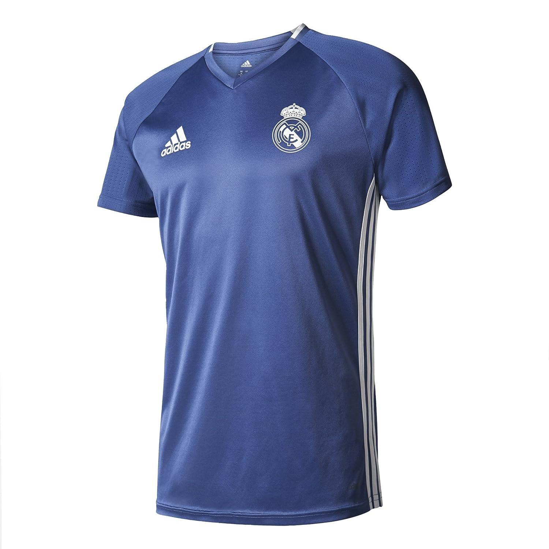 adidas TRG JSY Camiseta Entrenamiento Real Madrid FC, Hombre ...