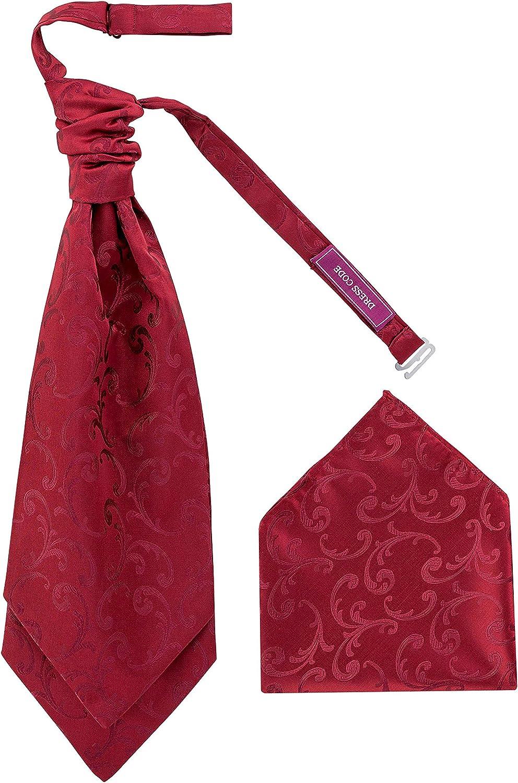 DressCode Set de corbata con pañuelo de bolsillo, detalle de ...