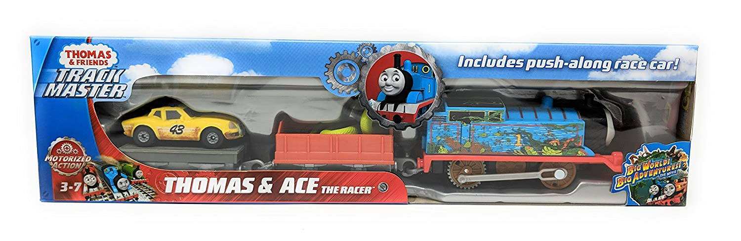 Fisher-Price Thomas & Friends Trackmaster, Thomas & Ace The Racer FWV44