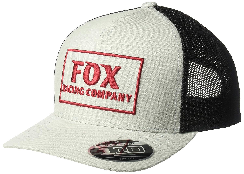 Fox Gorras Heater Steel Grey 110 Trucker: Amazon.es: Ropa y accesorios