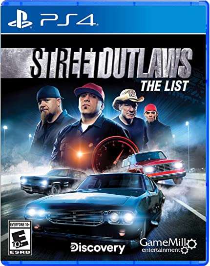 Street Outlaws: The List - PlayStation 4     - Amazon com