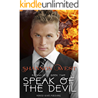 Speak of the Devil (Raising Hell Book 2) book cover