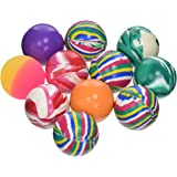 45mm Hi-bounce ball mix (1 dozen) - bulk