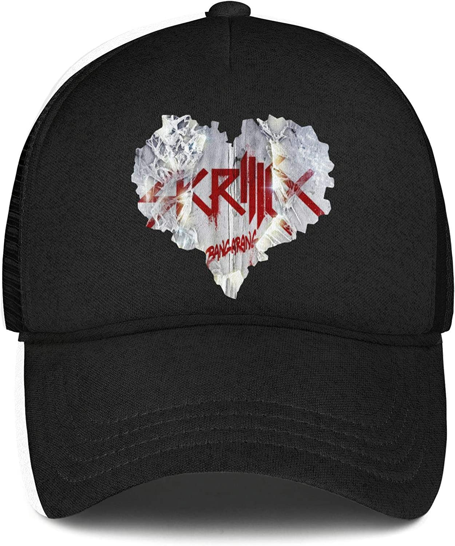 KAIWNV Baseball Hat for Women//Men Adjustable New Mesh Caps