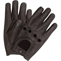HOMBURY Leather Driving & Dressing Gloves for Men and Women Gloves