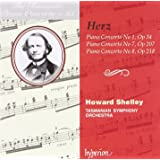 The Romantic Piano Concerto, Vol. 35  Herz 1, 7 & 8
