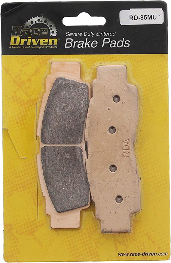 MudRat Brake Pads fits Yamaha YXZ1000R 2016-2019 Front and Rear by Race-Driven
