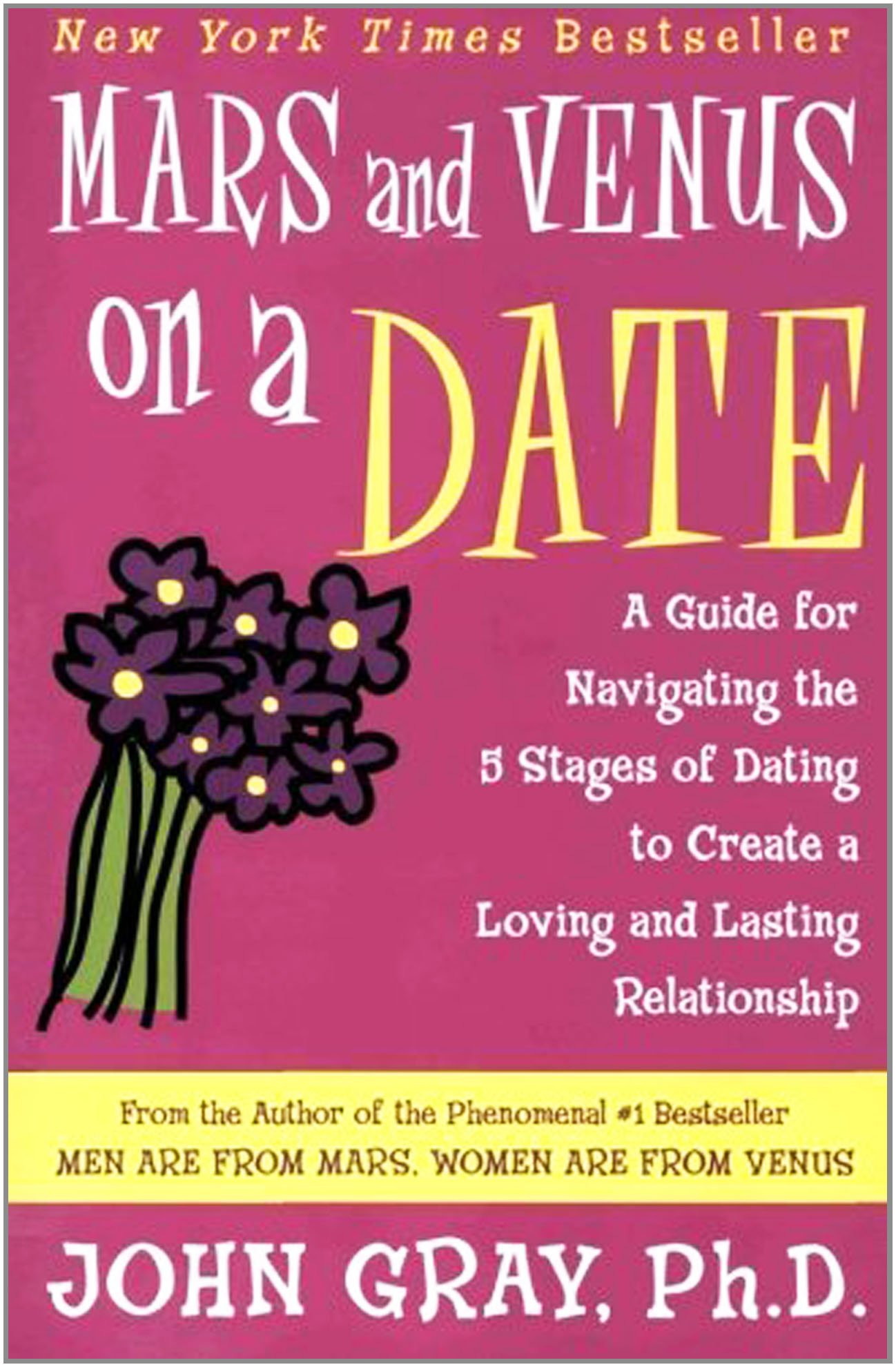 Mars and venus on a date a guide for navigating the 5 stages of mars and venus on a date a guide for navigating the 5 stages of dating to create a loving and lasting relationship john gray 9780060932213 amazon fandeluxe Image collections